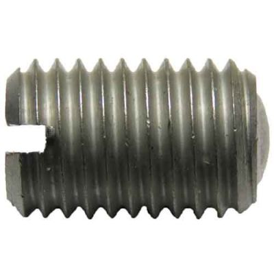 10850 (390pcs) - 5/16-24 X 1/2 Slotted Aluminum Set Screw