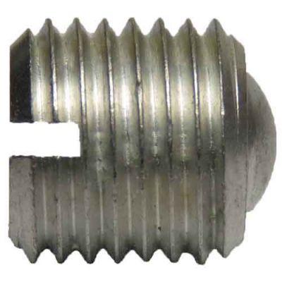 11181 (340pcs at 0.17/ea) - 3/8-24 X 1/2 Slotted Aluminum Set Screw