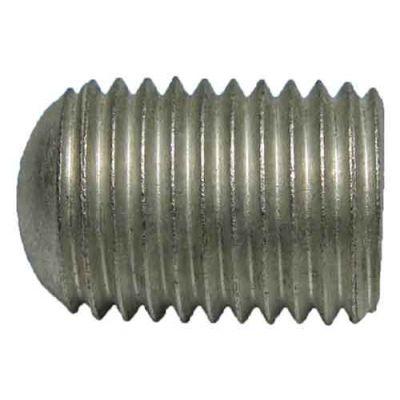 11703-M (230pcs at 0.24/ea) - 7/16-20 X 5/8 Metric Hex Socket Aluminum Set Screw