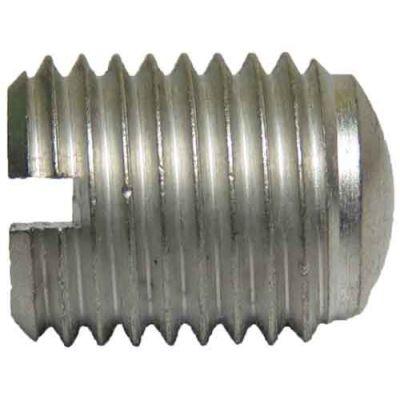 14225 (250pcs at 0.23/ea) - 7/16-20 X .562 Slotted Aluminum Set Screw