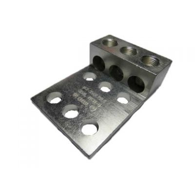3-350L6 NEMA Triple Wire Lug (350 kcmil - 6 AWG)