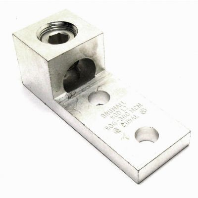 """800L2"" NEMA Single Barrel Wire Panel Lug (800-300 kcmil)"