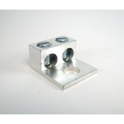 """2S2""  Double Wire Lug (14 - 2 AWG)"