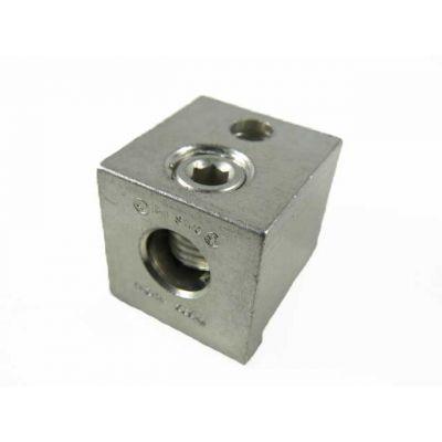 """""""S1/0-TP2-W-HEX"""" Single Wire Lug (1/0-14 AWG) & FLEX Wire (1-8 AWG)"""