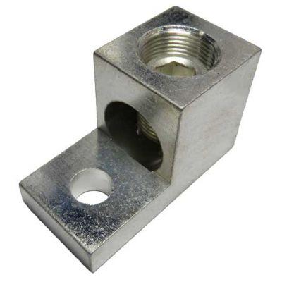 S750-53-63 Single Wire Single Barrel Mechanical Lug 750kcmil-1/0 AWG