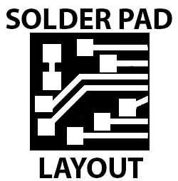 Click for Solder Pad Layout